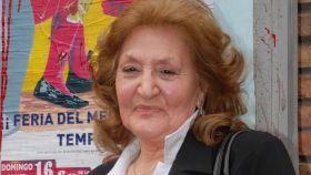 Laly Bazán en una imagen de archivo.