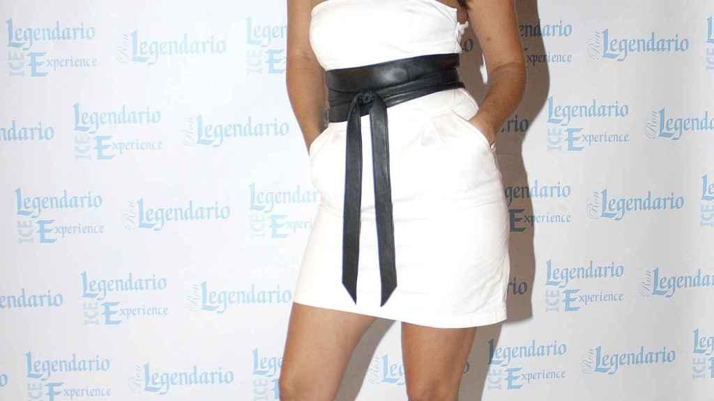 Nani Gaitán se presentó a Miss Córdoba en 1997.