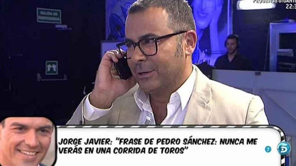 Jorge Javier Vázquez es abiertamente socialista.
