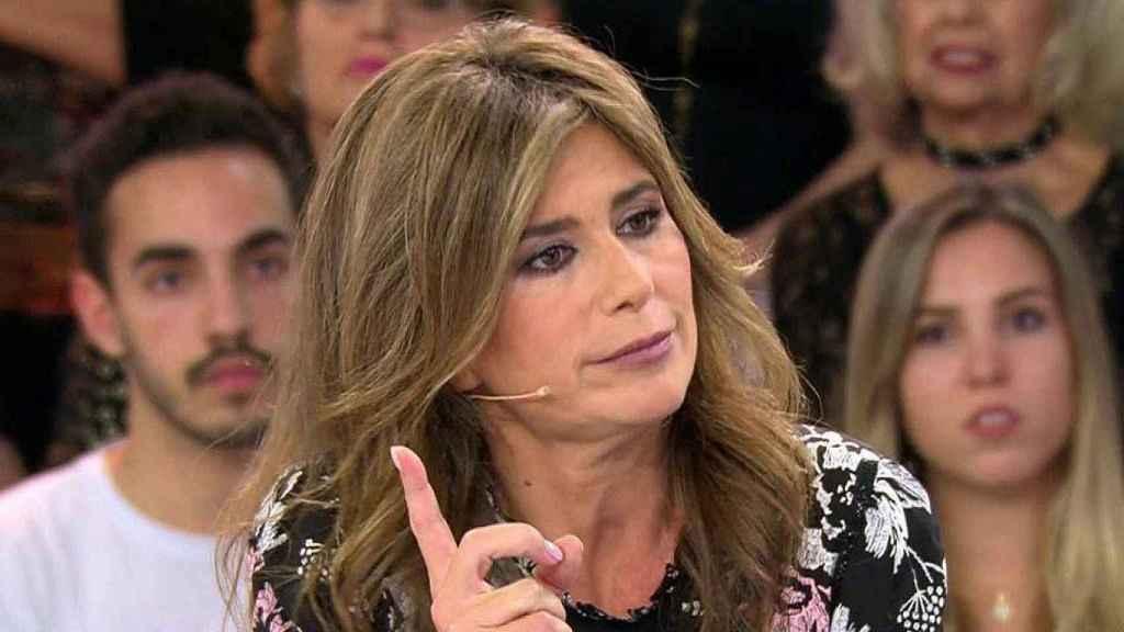 Gema López ha reconocido tener una postura cercana a la de Jorge Javier.