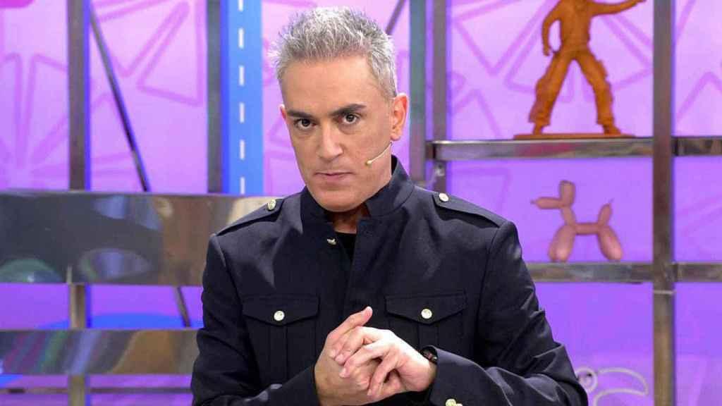 Kiko Hernández es seguidor de varias formaciones conservadoras.