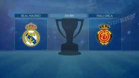 Streaming en directo | Real Madrid - Mallorca (La Liga)