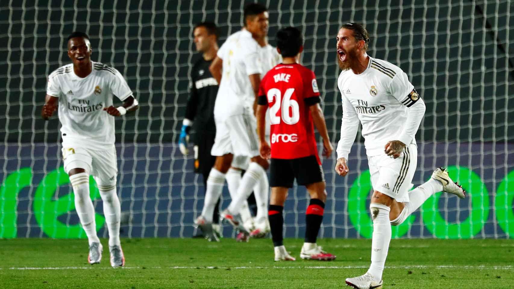 Sergio Ramos y la obsesión por esta Liga: el líder que no descansa y la razón de un Madrid extramotivado