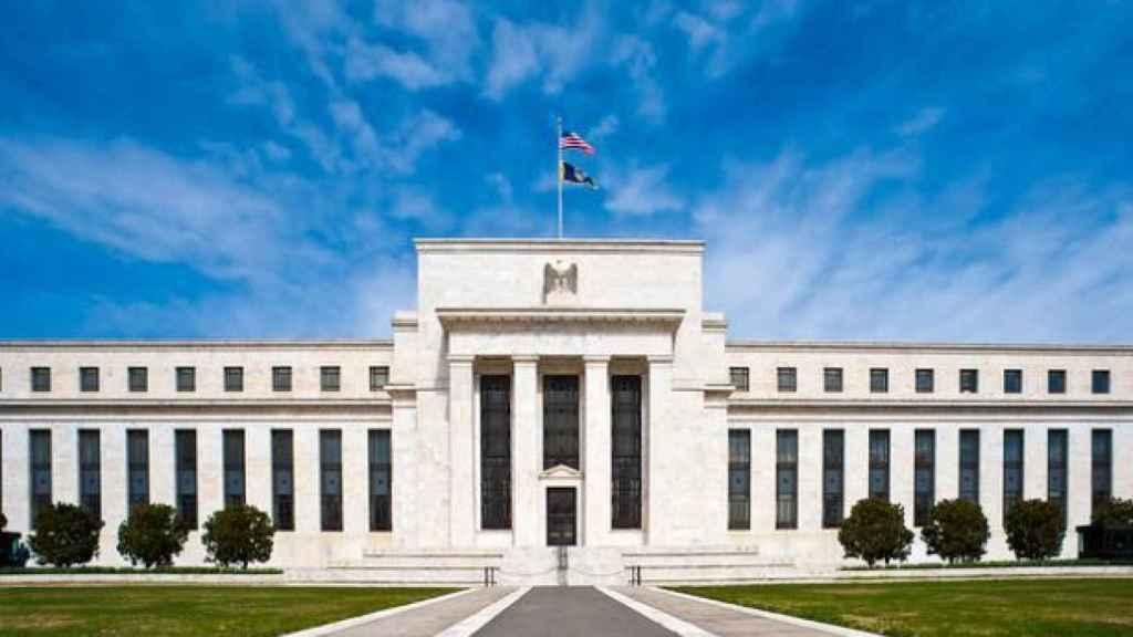 Sede de la Reserva Federal (Fed).