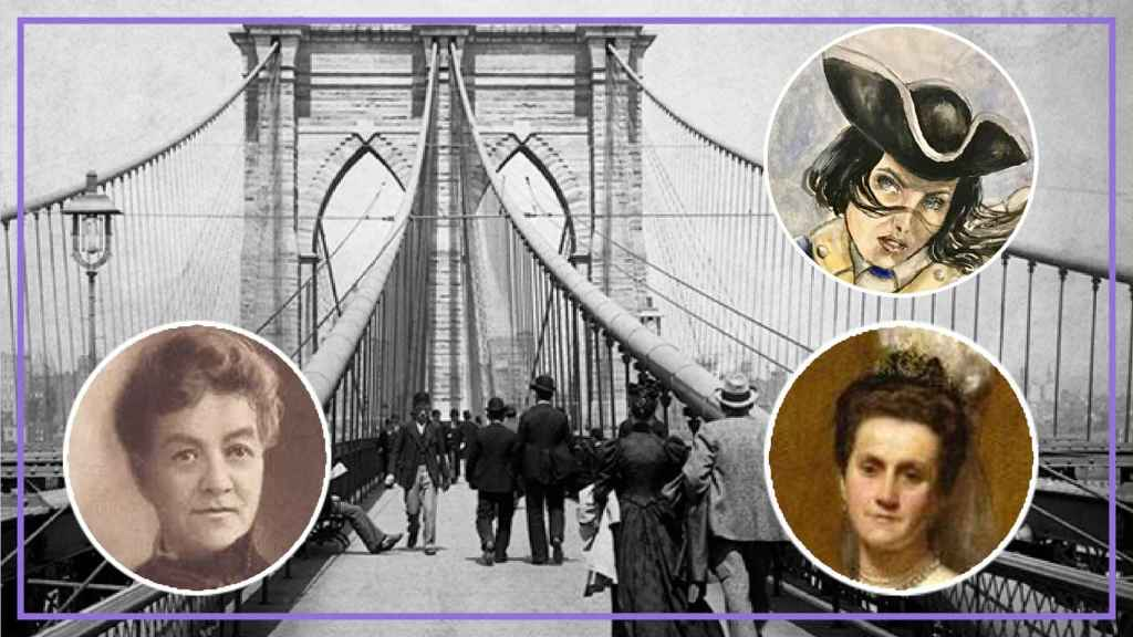 Las mujeres que construyeron Manhattan.