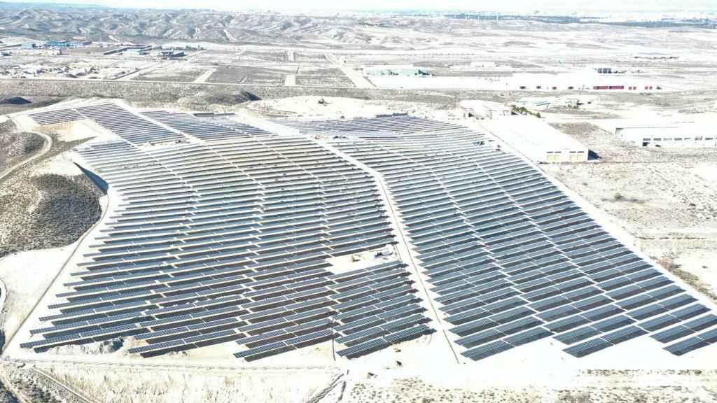 La aragonesa IASOL pone en marcha la planta fotovoltaica más grande de Zaragoza de 12,3 MW