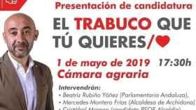 La campaña del PSOE que desató la mofa en internet.