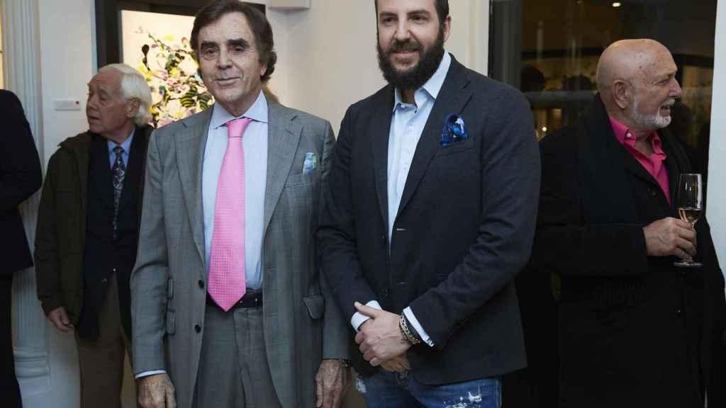 Manuel Segura es el padre biológico de Borja Thyssen.