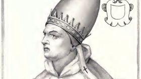 El Papa León VII.