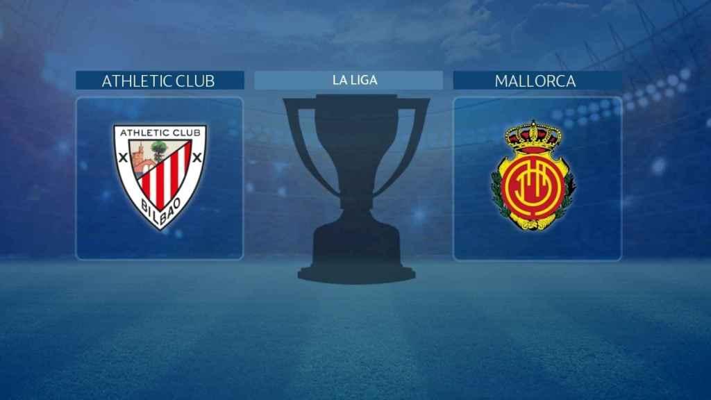 Athletic Club - Mallorca, partido de La Liga
