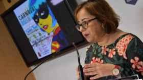 Manuela Nieto fue agredida en plena calle