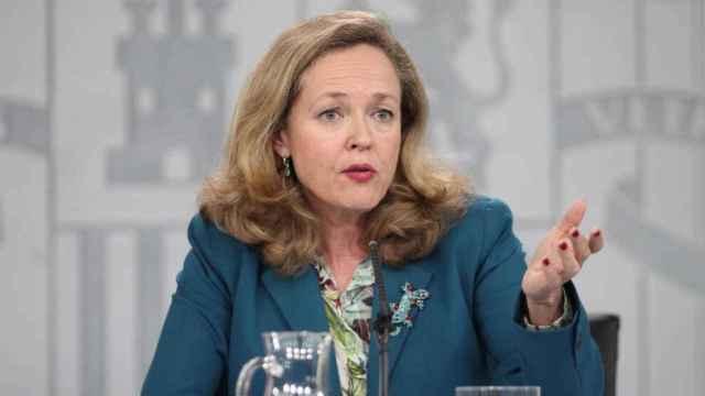 Nadia Calviño, en una imagen de archivo