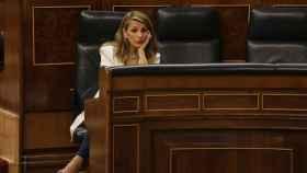 La ministra de Trabajo, Yolanda Calviño.