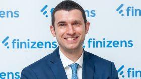 Giorgio Semenzato, consejero delegado de Finizens.