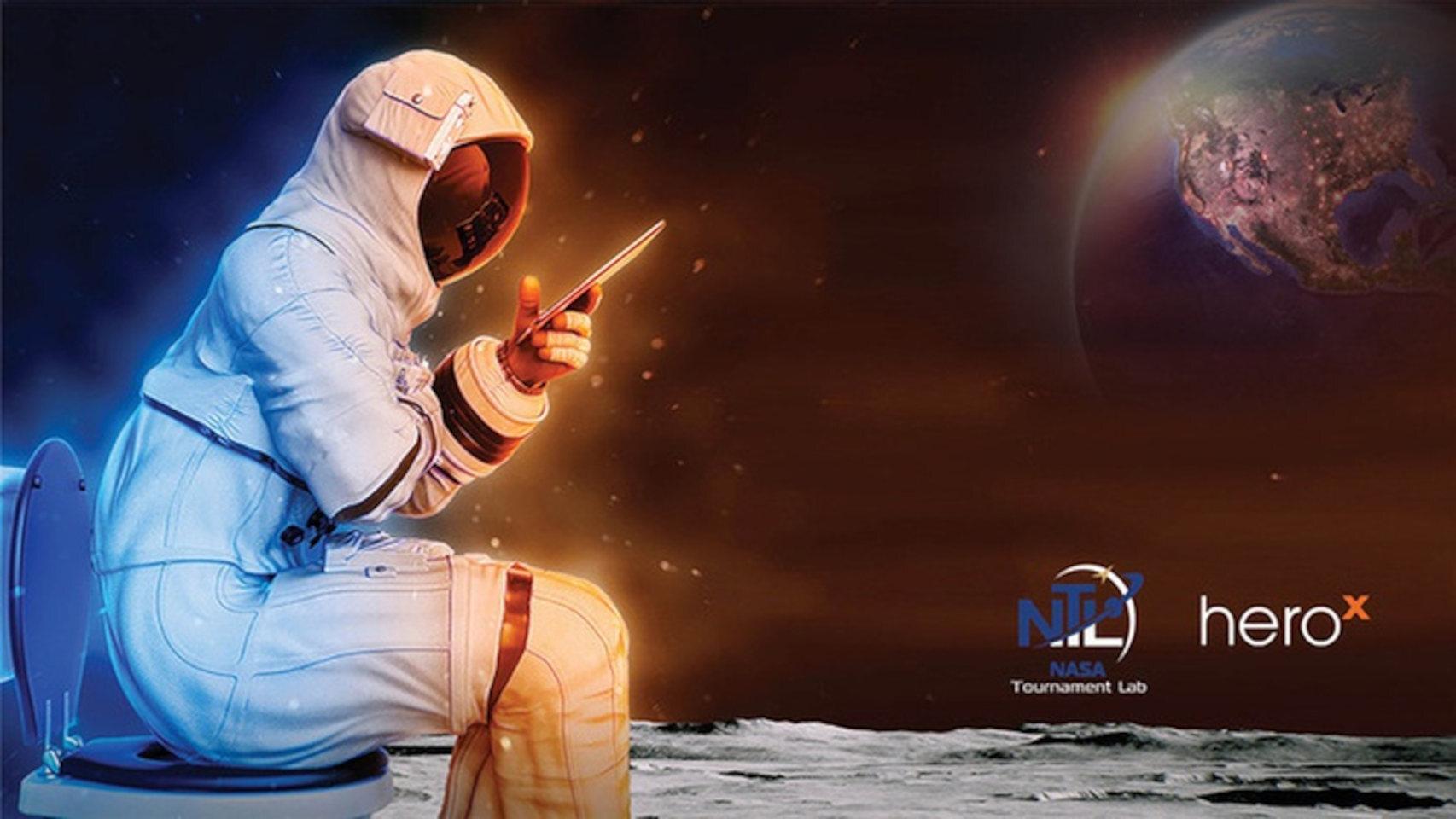La NASA necesita un diseño de inodoro, especialmente para los próximos viajes a la Luna