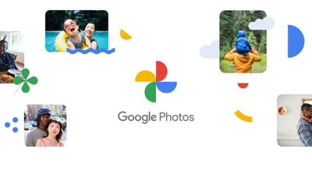 Nuevo icono de Google Photos