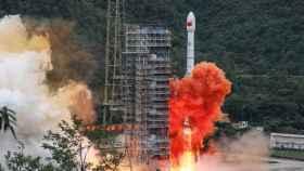 Lanzamiento del último satélite Beidou