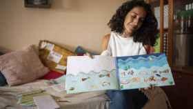 A la madre de Gabriel le siguen llegando regalos en forma de pez y cartas en las que se recuerda con afecto a su hijo.