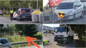 Los trucos que usa la DGT para multarte: radares ocultos en furgonetas, camiones y motos