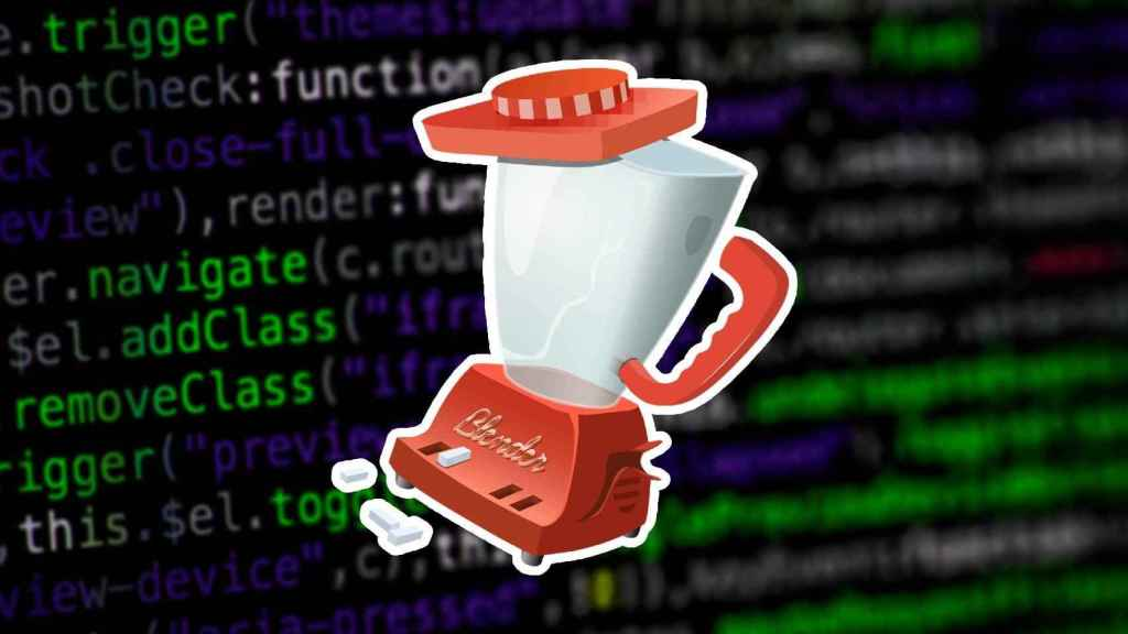 Robot de cocina hackeado