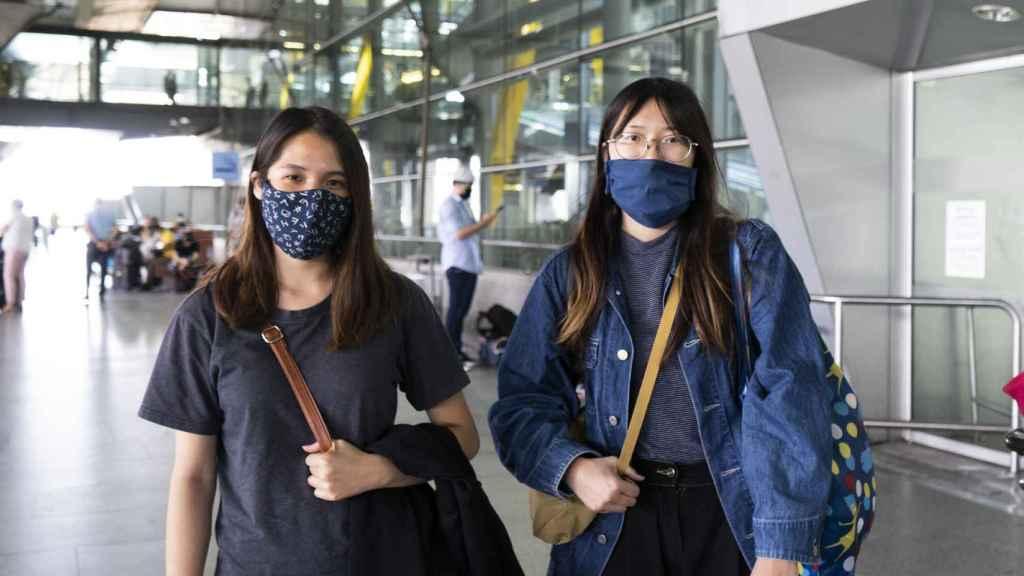 Yuhan, de Taipei, y Leong Tong, de Hong Kong.