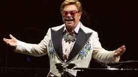 Elton John en una foto de archivo.
