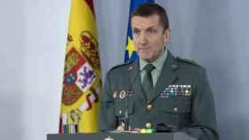 El general toledano José Manuel Santiago