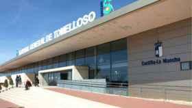 Hospital de Tomelloso, en una imagen de archivo