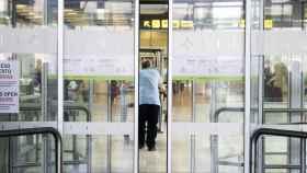 El Aeropuerto de Madrid-Barajas está llevando a cabo un triple control a los viajeros.