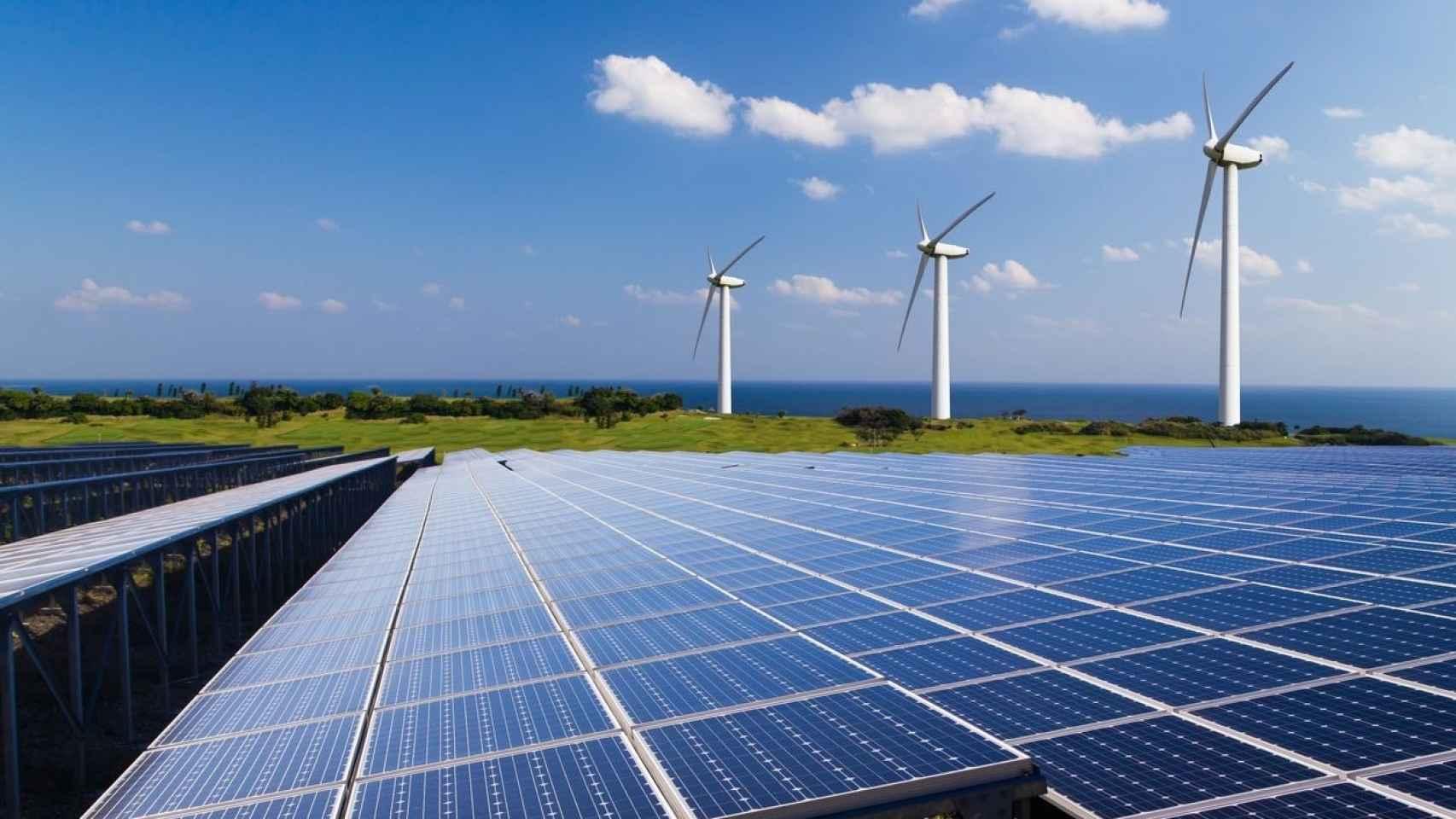 El gobierno saca a información pública el RD de subastas de renovables