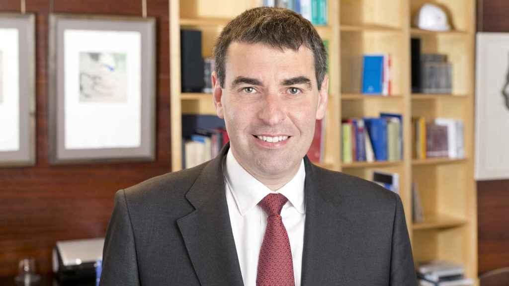 Javier Ventura, director general de Arquia Banca.