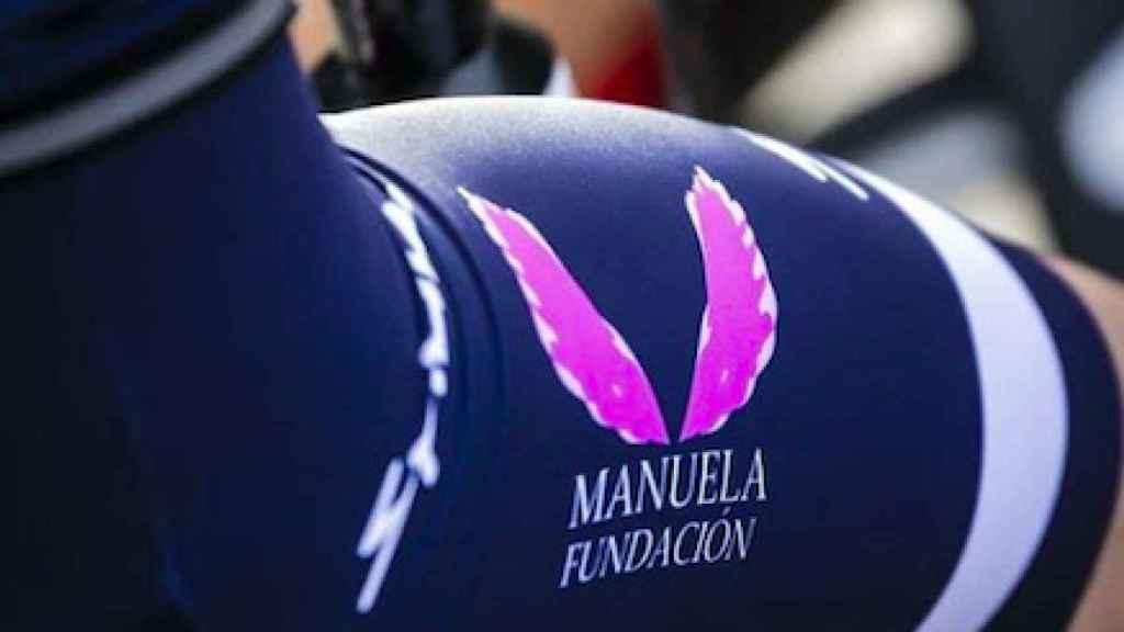Los colores del Team Manuela Fundación