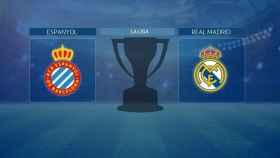Espanyol - Real Madrid: comenta en directo con nosotros el partido de La Liga