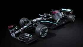 El nuevo color de la escudería Mercedes en solidaridad con la lucha contra el racismo