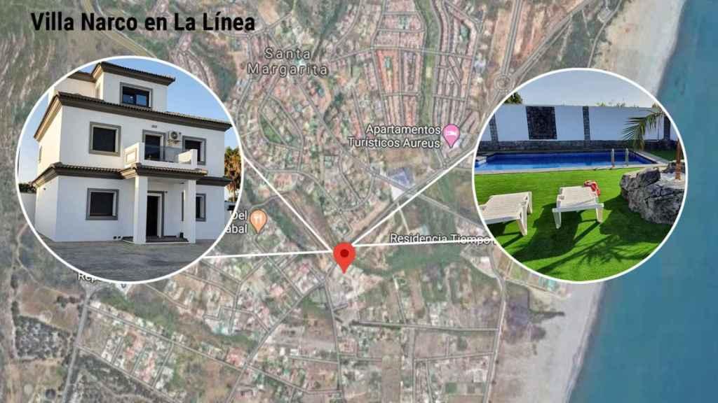 Localización de 'VillaNarco'