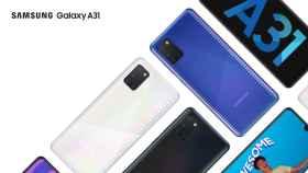 El Samsung Galaxy A31 ya se puede comprar en España