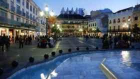 Plaza de Ciudad Real, imagen de archivo