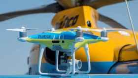 Uno de los drones usados por Tráfico.