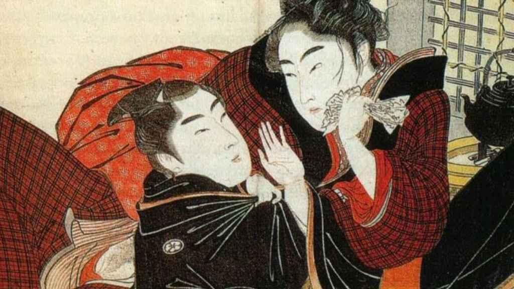 Sexo entre samuráis.