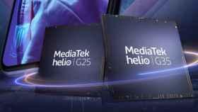 Nuevos MediaTek Helio G25 y Helio G35: procesadores gaming baratos