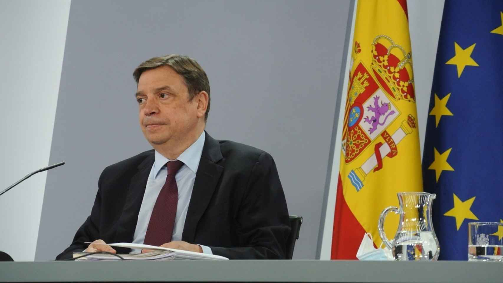 Luis Planas en una imagen de archivo.