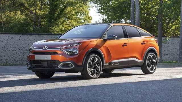 Nuevo Citroën C4 2021.