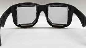Gafas de realidad virtual de Facebook.