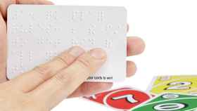 UNO: Braille.
