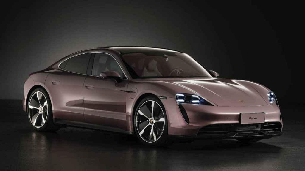 Nuevo Porsche Taycan, el modelo de entrada