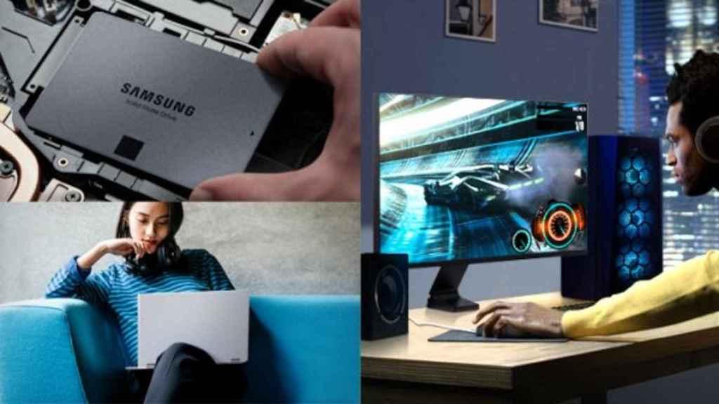 El nuevo SSD de Samsung será ideal para jugar o acceder rápidamente a nuestros datos