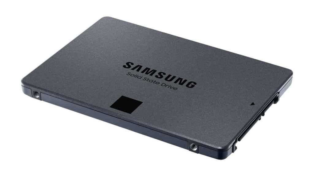 Nuevo Samsung 870 QVO, un SSD que alcanza los 8 TB