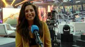 Durana, la concursante a la que preguntaron sobre su mujer.