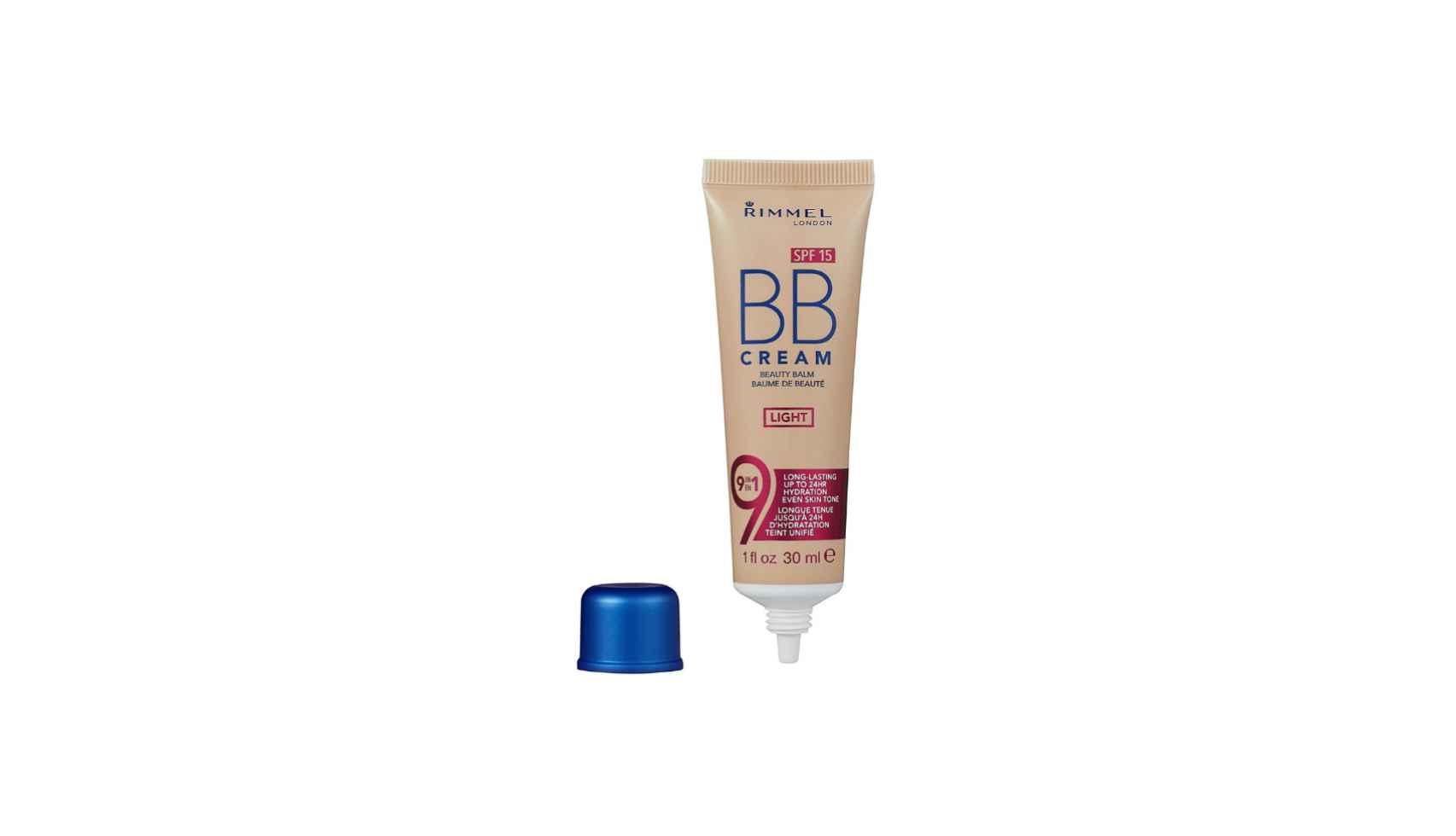 Maquillaje con color BB Cream