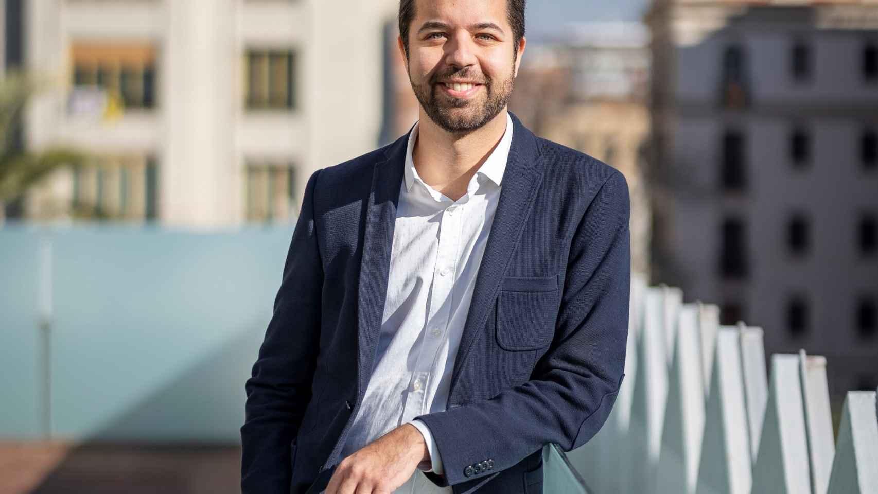 Xavier Capellades, CEO de Nomo
